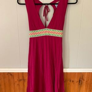 Free People Women's Size Small Empire Waist Dress